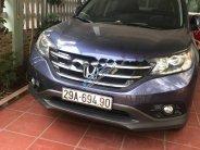 Cần bán Honda CR V 2.4 AT năm sản xuất 2013, màu xanh lam giá 779 triệu tại Hà Nội