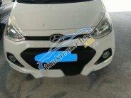Cần bán xe Hyundai Grand i10 2014, màu trắng giá 299 triệu tại Vĩnh Long