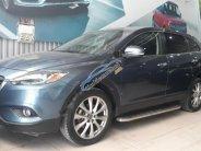 Chính chủ bán Mazda CX 9 3.7AT đời 2014, màu xanh lam, xe nhập giá 1 tỷ 230 tr tại Hà Nội