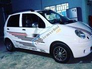 Cần bán lại xe Daewoo Matiz SE đời 2008, màu trắng xe gia đình, giá tốt giá 86 triệu tại Cần Thơ