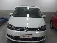 Bán ô tô Volkswagen Sharan E sản xuất 2018, màu trắng, nhập khẩu nguyên chiếc giá 1 tỷ 850 tr tại Tp.HCM