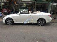 Bán Lexus IS 250C đời 2009, màu trắng, nhập khẩu nguyên chiếc số tự động giá 1 tỷ 280 tr tại Tp.HCM