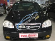 Bán Daewoo Lacetti MT đời 2011, màu đen giá 255 triệu tại Phú Thọ