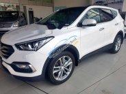 Cần bán gấp Hyundai Santa Fe năm sản xuất 2018, màu trắng, giá tốt giá 1 tỷ 70 tr tại Kiên Giang