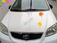 Bán Toyota Vios 1.5 MT năm sản xuất 2004, màu trắng giá 187 triệu tại Cần Thơ