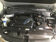 Bán Hyundai Santa Fe đời 2015, màu bạc, giá 980tr giá 980 triệu tại Tp.HCM