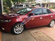 Chính chủ bán xe Kia Forte 2010, màu đỏ giá 385 triệu tại Đắk Lắk