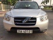 Bán Hyundai Santa Fe MLX năm sản xuất 2008, màu bạc, nhập khẩu nguyên chiếc giá 525 triệu tại Hà Nội