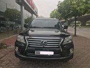 Cần bán lại xe Lexus LX 570 đời 2014, màu đen, nhập khẩu chính hãng, chính chủ giá 4 tỷ 725 tr tại Hà Nội