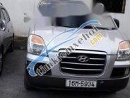 Bán xe Hyundai Starex đời 2005, màu bạc, giá chỉ 235 triệu giá 235 triệu tại Hải Phòng