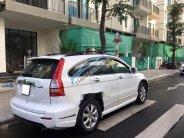 Bán Honda CR V 2.4AT sản xuất năm 2010, màu trắng giá 528 triệu tại Hà Nội
