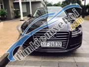 Bán xe Audi A8 2014, màu đen, nhập khẩu nguyên chiếc giá 3 tỷ 350 tr tại Tp.HCM