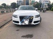 Cần bán lại xe Audi A4 AT sản xuất năm 2009, màu trắng, nhập khẩu nguyên chiếc ít sử dụng, 580 triệu giá 580 triệu tại Hà Nội