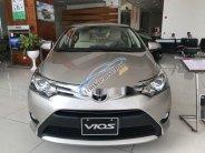 Bán xe Toyota Vios G đời 2018, màu bạc, giá tốt giá 540 triệu tại Cần Thơ