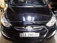 Bán xe Hyundai Accent 1.4 AT năm sản xuất 2012, màu đen, nhập khẩu nguyên chiếc chính chủ, 390tr giá 390 triệu tại Tp.HCM