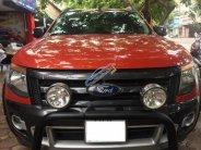 Bán Ford Ranger Wildtrak 3.2L 4x4 AT sản xuất năm 2015, màu đỏ, nhập khẩu giá 695 triệu tại Hà Nội