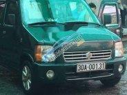 Bán xe Suzuki Wagon R+ đời 2003, màu xanh lá giá 145 triệu tại Hà Nội
