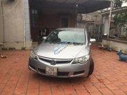 Bán Honda Civic 1.8 AT đời 2007, màu xám chính chủ, giá 310tr giá 310 triệu tại Hà Nội