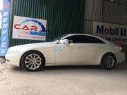 Cần bán xe Mercedes CLS350 đời 2008, màu trắng, nhập khẩu, 710tr giá 710 triệu tại Hà Nội