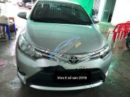 Bán ô tô Toyota Vios năm sản xuất 2016, màu bạc, giá tốt giá 459 triệu tại Cần Thơ