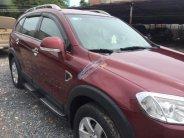 Cần bán xe Chevrolet Captiva LT 2007, màu đỏ giá 279 triệu tại Tp.HCM