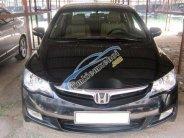 Bán xe Honda Civic 1.8MT năm 2008, màu đen xe gia đình, 305 triệu giá 305 triệu tại Hà Nội