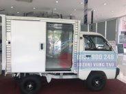 """Bán Carry Truck 490kg thùng kín cửa trượt - chạy được """"giờ cấm"""" giá 280 triệu tại Tiền Giang"""