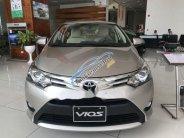 Cần bán Toyota Vios năm sản xuất 2018, màu bạc, giá 540tr giá 540 triệu tại Cần Thơ