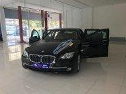 Bán xe BMW 7 Series 2009, màu đen, nhập khẩu giá 1 tỷ 400 tr tại Hà Nội