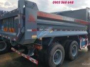 Xe Ben Shacman 3 chân 290HP thùng 11 khối nhập khẩu nguyên chiếc giá 1 tỷ 200 tr tại Tp.HCM