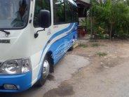 Bán xe Hyundai County đời 2014, đk 2015, màu trắng -  xanh, mới 90% giá 370 triệu tại Vĩnh Long