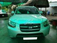 Bán Hyundai Santa Fe SLX 2009, màu bạc, xe nhập giá 600 triệu tại Cần Thơ