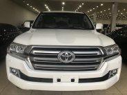 Bán Toyota Land Cruise 4.6, sản xuất và đăng ký 2016, màu trắng, nội thất kem, xe siêu mới, giá tốt giá 3 tỷ 820 tr tại Hà Nội