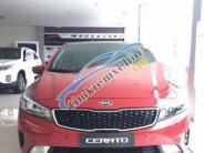 Bán ô tô Kia Cerato 1.6 AT sản xuất 2018, màu đỏ giá 589 triệu tại Tiền Giang