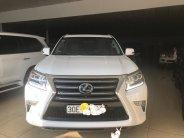Bán Lexus GX460, màu trắng, sản xuất 2015, đăng ký 2016, bản full, xe siêu mới, biển Hà Nội giá 4 tỷ 368 tr tại Hà Nội