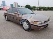 Cần bán gấp Honda Accord sản xuất năm 1990, màu nâu giá 116 triệu tại Hà Nội