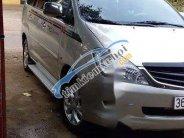 Cần bán lại xe Toyota Innova G đời 2008, màu bạc giá 355 triệu tại Thanh Hóa