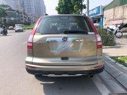 Bán Honda CRV 2.4AT đời 2010 form mới vàng cát giá 595 triệu tại Hà Nội
