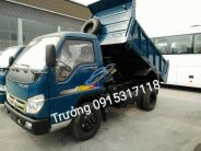 Bán xe ben Thaco 3.5 tấn trả góp lãi suất thấp ở Hải Phòng giá 289 triệu tại Hải Phòng