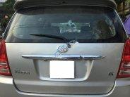 Bán ô tô Toyota Innova G năm sản xuất 2007, màu bạc xe gia đình, 370 triệu giá 370 triệu tại Thanh Hóa
