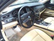 Cần bán gấp BMW 7 Series 730Li năm sản xuất 2011, màu đen, nhập khẩu nguyên chiếc giá 1 tỷ 430 tr tại Hà Nội