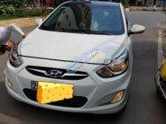 Cần bán xe Hyundai Accent 1.4 AT 2011, màu trắng, nhập khẩu như mới giá 370 triệu tại Hà Nội