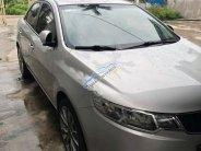 Cần bán gấp Kia Forte SLi 1.6 AT 2009, màu bạc, nhập khẩu nguyên chiếc giá 362 triệu tại Quảng Ninh