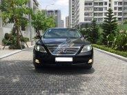 Bán xe Lexus LS 460L 2008, màu đen, nhập khẩu nguyên chiếc giá 1 tỷ 430 tr tại Hà Nội