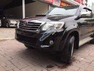 Cần bán lại xe Toyota Hilux năm 2013, màu đen, giá 495 triệu nhập khẩu nguyên chiếc giá 495 triệu tại Hà Nội