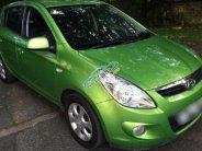 Cần bán Hyundai i20 năm 2011, màu xanh lục, nhập khẩu nguyên chiếc chính chủ giá 368 triệu tại Hà Nội