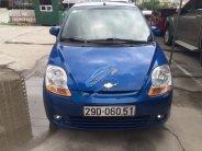 Cần bán xe Chevrolet Spark Van năm 2015, màu xanh lam, giá 155tr giá 155 triệu tại Hà Nội