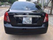 Bán Daewoo Lacetti EX 1.6 sản xuất 2004, màu đen giá 169 triệu tại Hà Nội