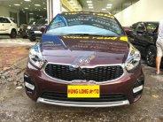 Cần bán xe Kia Rondo 2.0AT sản xuất 2018, màu đỏ, giá tốt giá 648 triệu tại Hà Nội