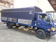 Bán xe tải Hyundai HD120SL 8 tấn, thùng mui bạt giá 750 triệu tại Hà Nội